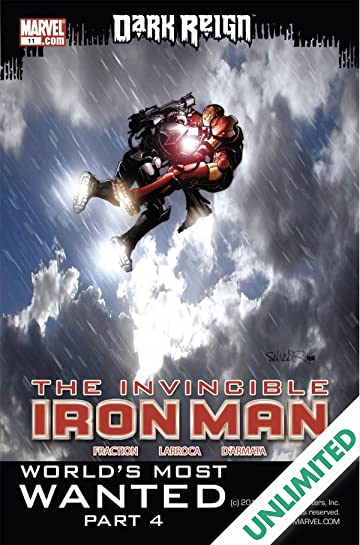 Invincible Iron Man (2008-2012) #11